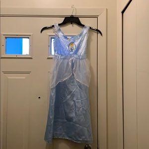 Disney Cinderella Kids Costume - 4-6x. Pre Owned